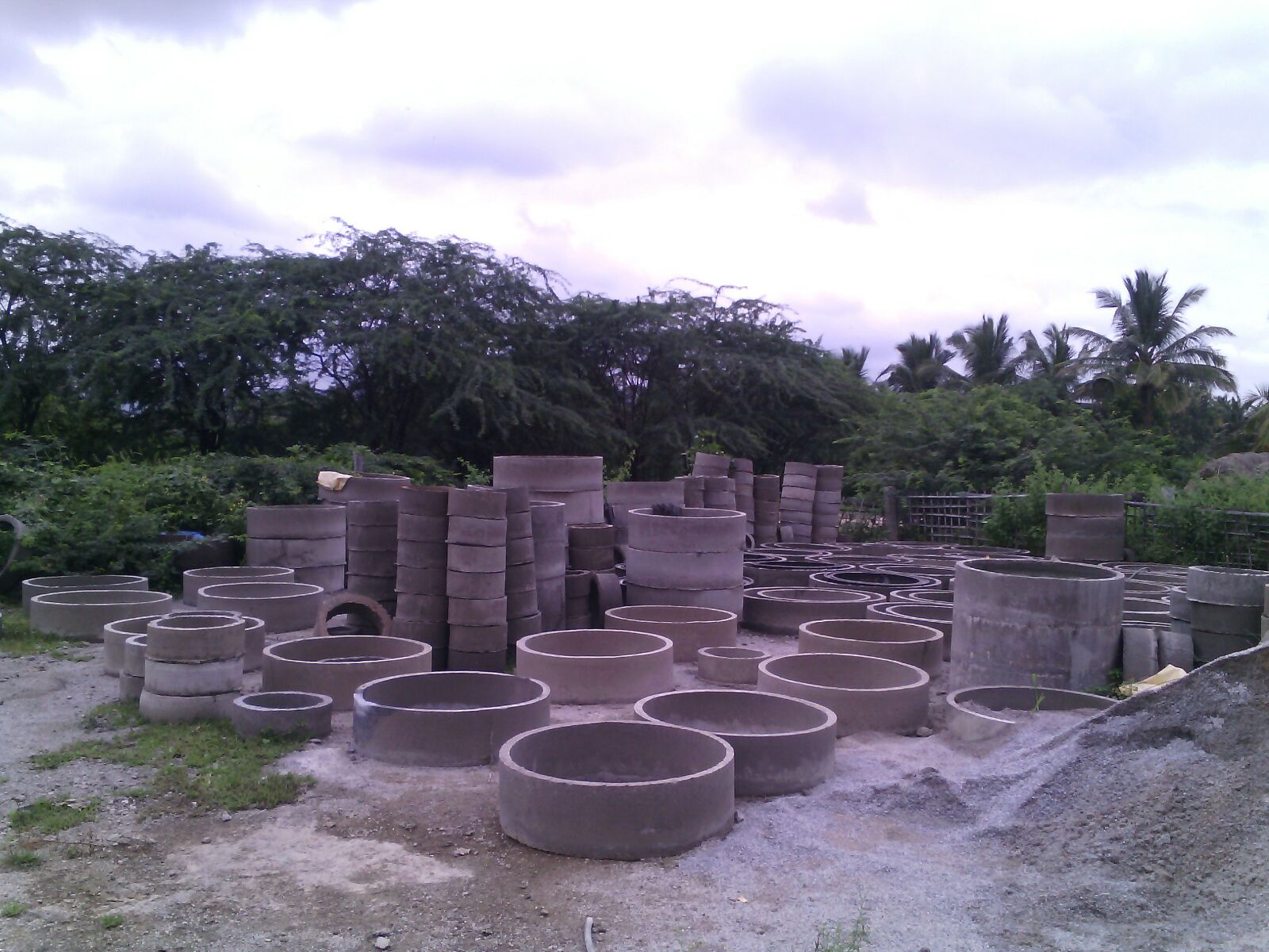 LIMRA CEMENT PIPES