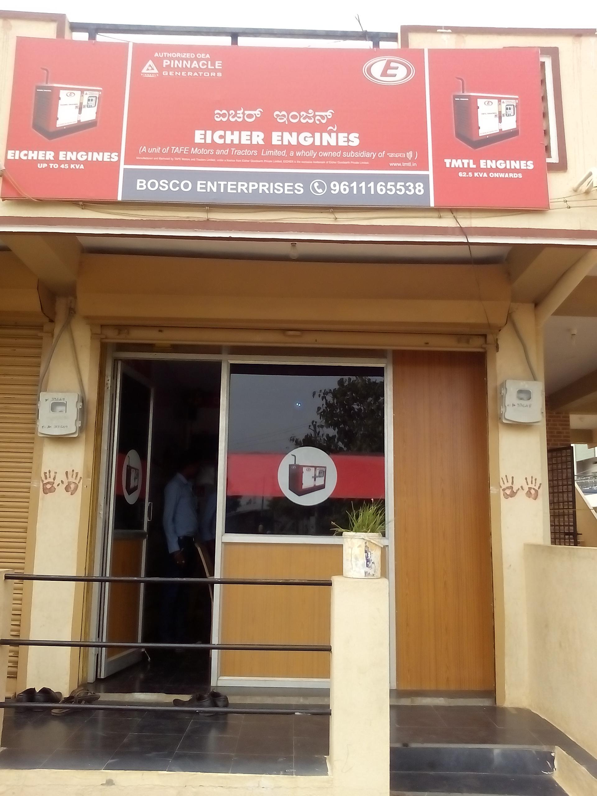 Bosco Enterprises