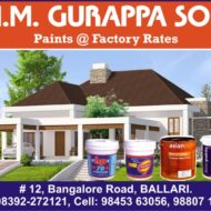 ASIAN PAINT DEALERS IN BALLARI