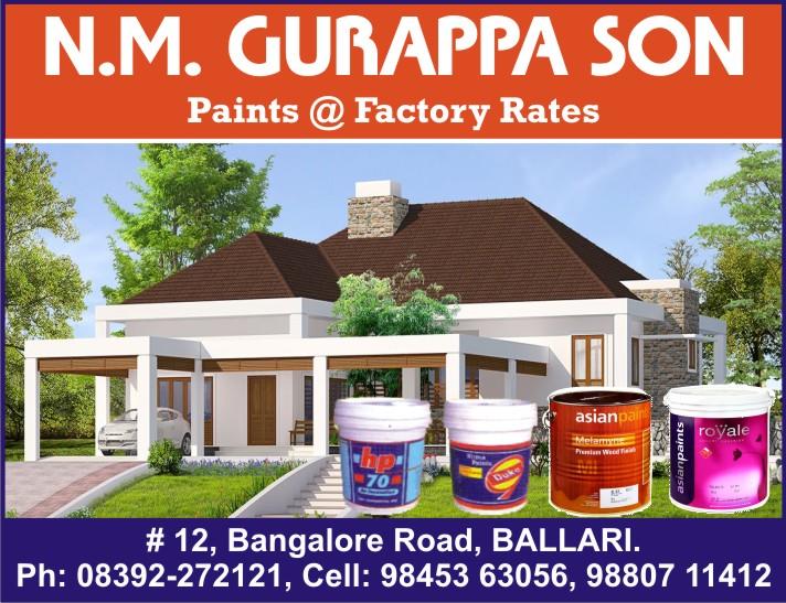 N.M. Gurappa Son