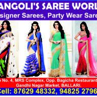 RANGOLI'S SAREE WORLD
