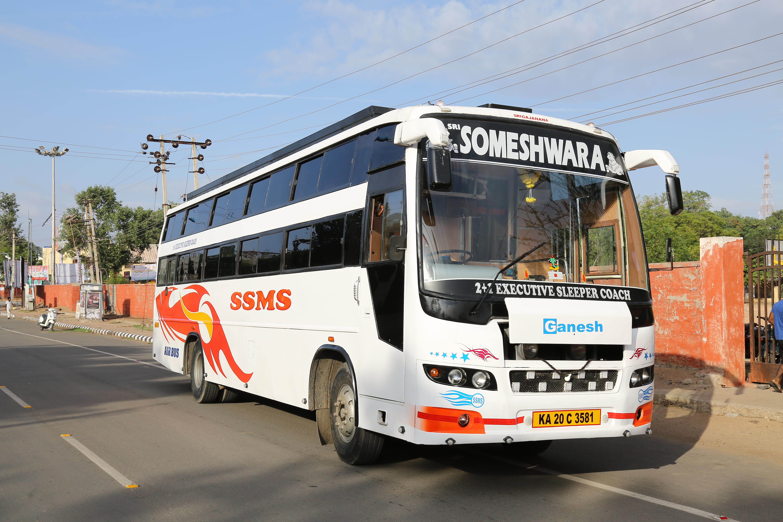 Sri Someshwara Travels Ballari (Sri Balaji Travels) Bangalore