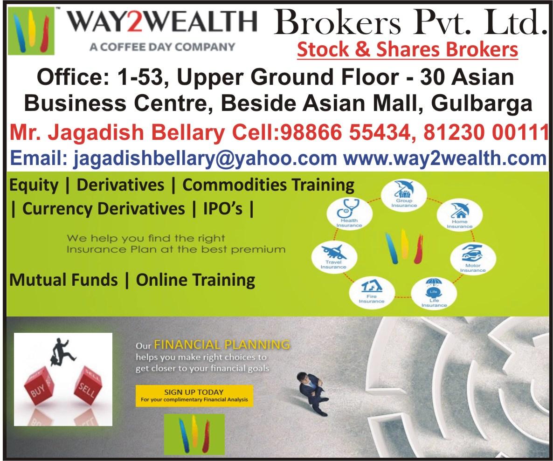 Way 2 Wealth Brokers Pvt. Ltd.