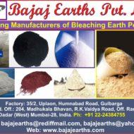 Bajaj Earths Pvt. Ltd.