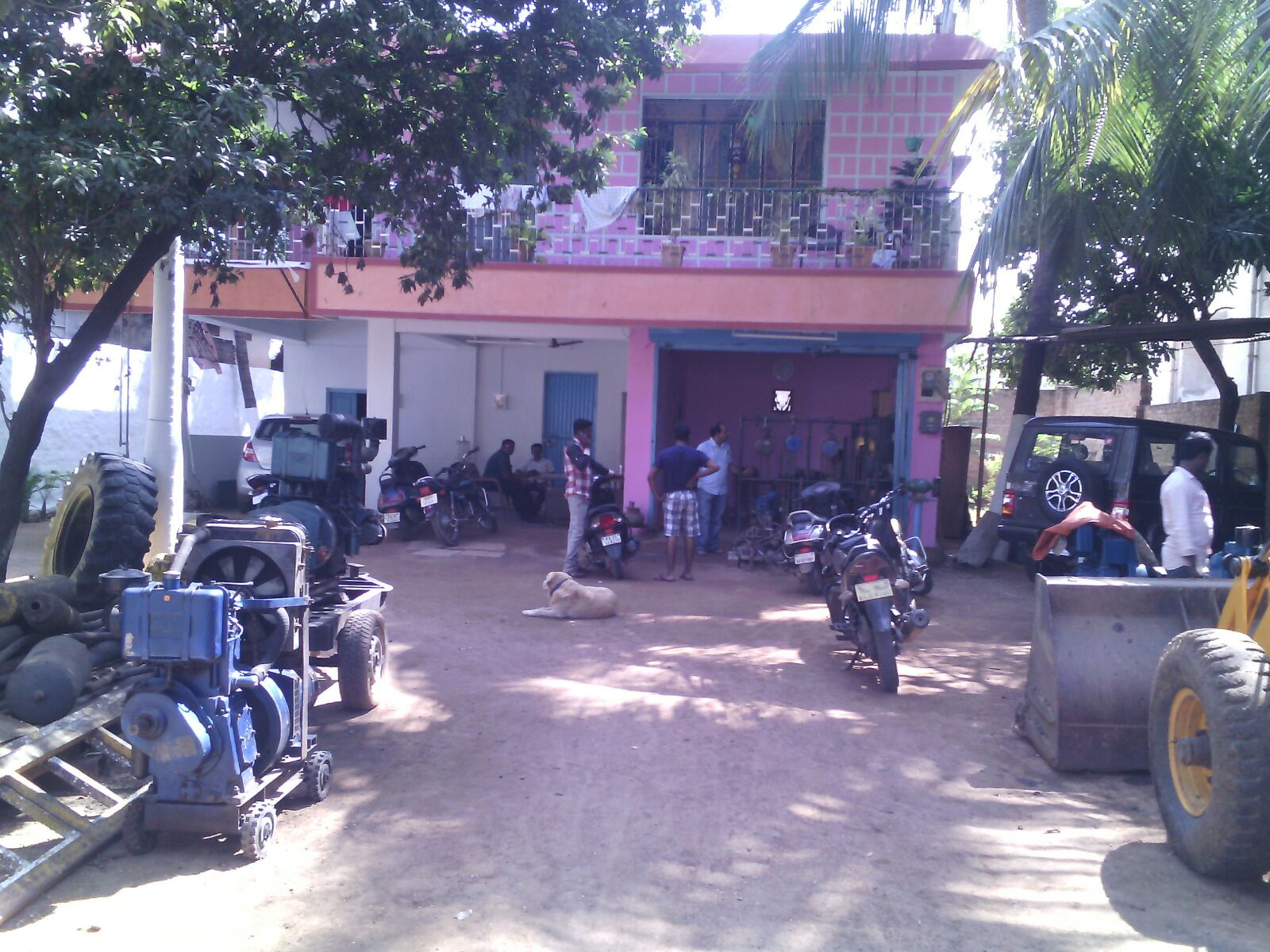 Sri Gajanana Generators