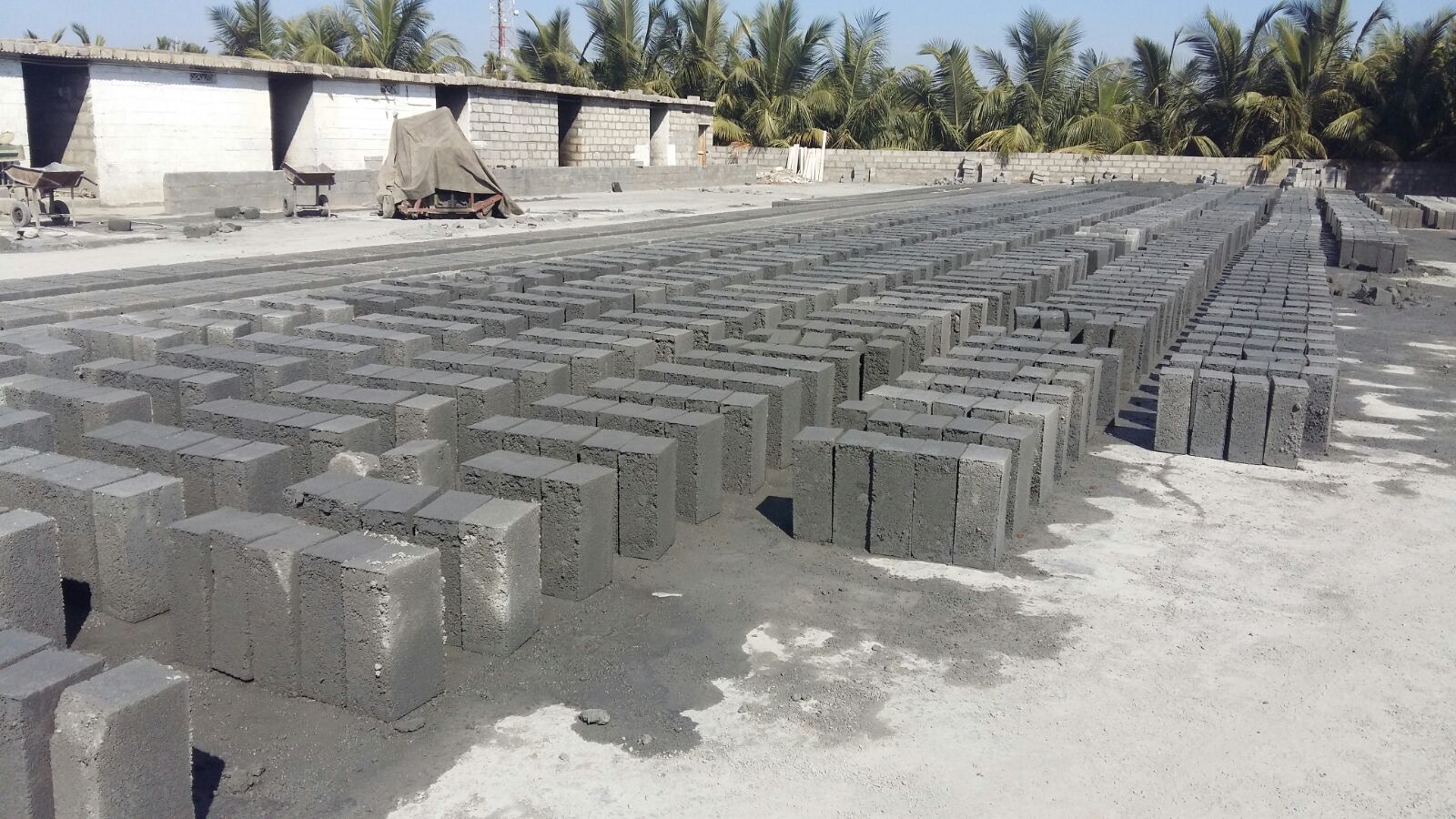 Keshava Gee Pave Stone Industry