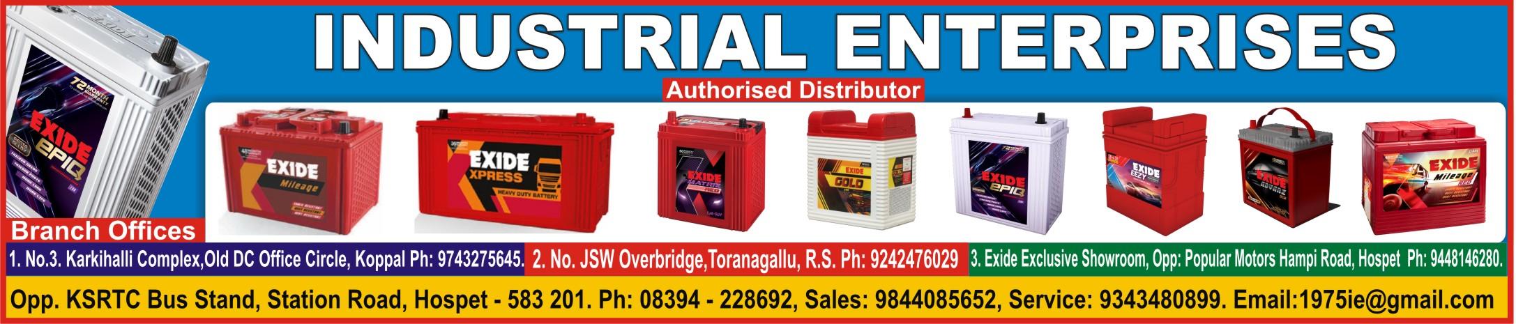 Industrial Enterprises