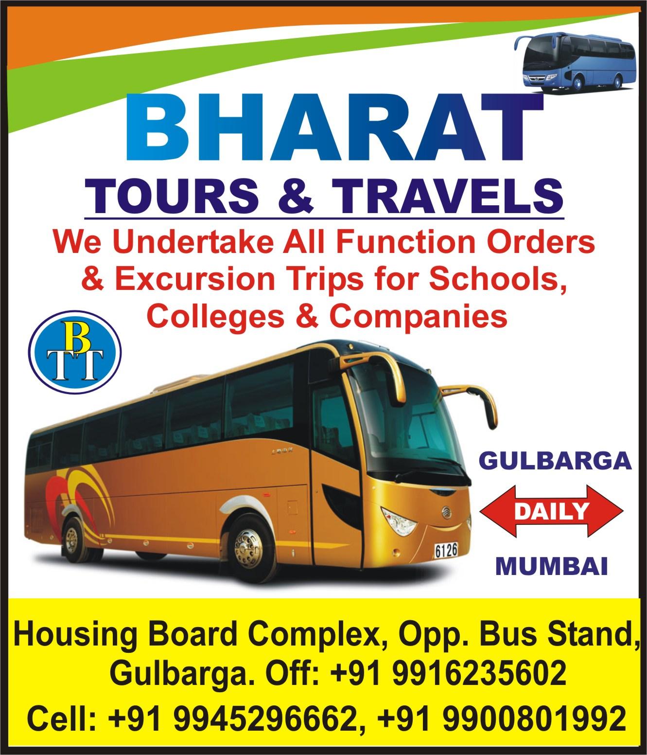 BHARAT TOURS & TRAVELS
