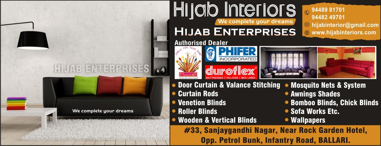 Hijab Interiors