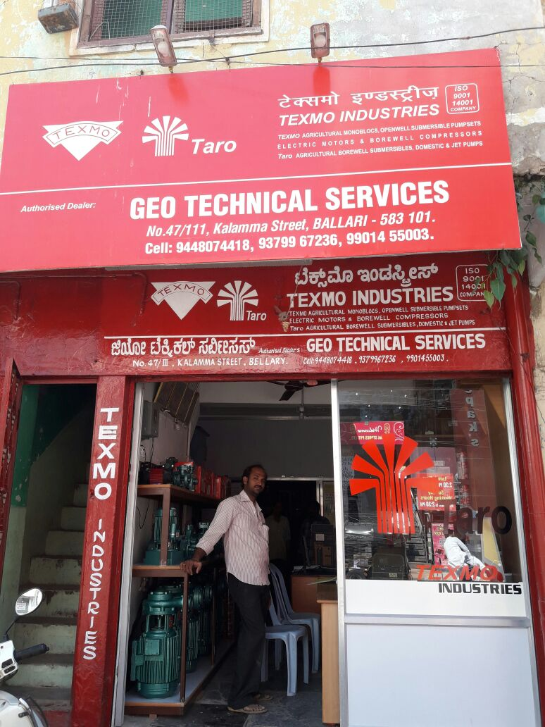 Geo Technical Services