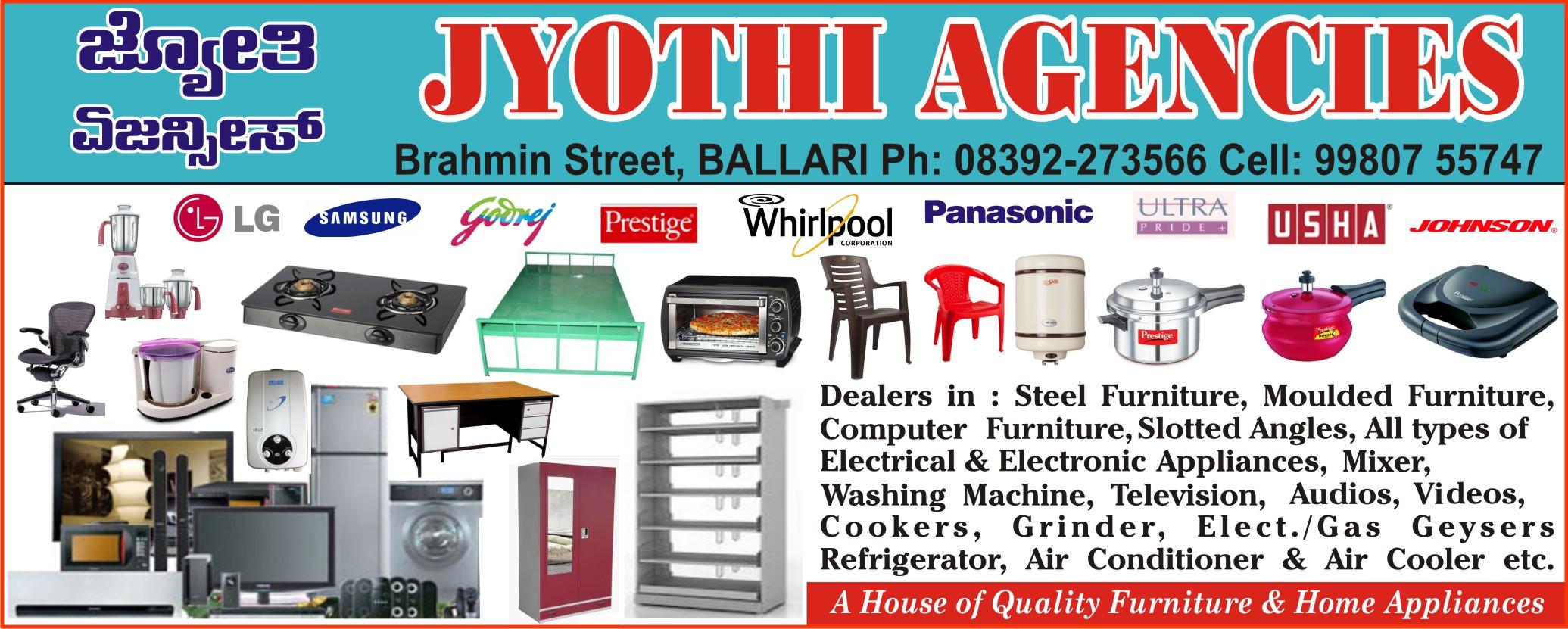 Jyothi Agencies