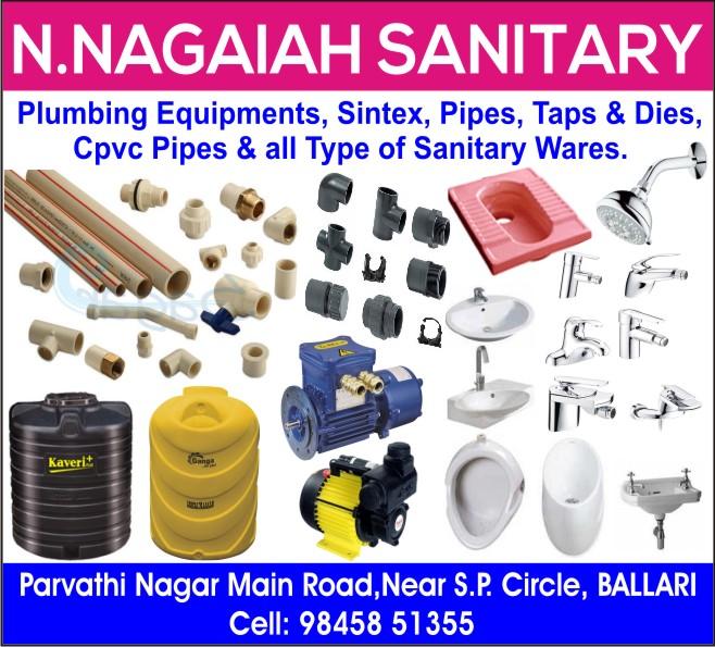 N.NAGAIAH SANITARY