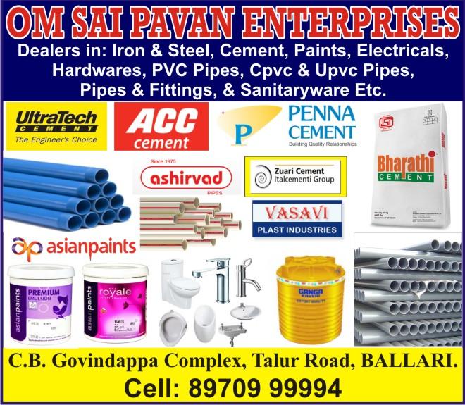 Om Sai Pavan Enterprises