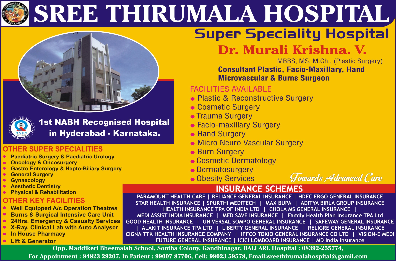 Sree Thirumala Hospital