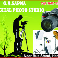 G.A.Sapna Digital Photo Studio