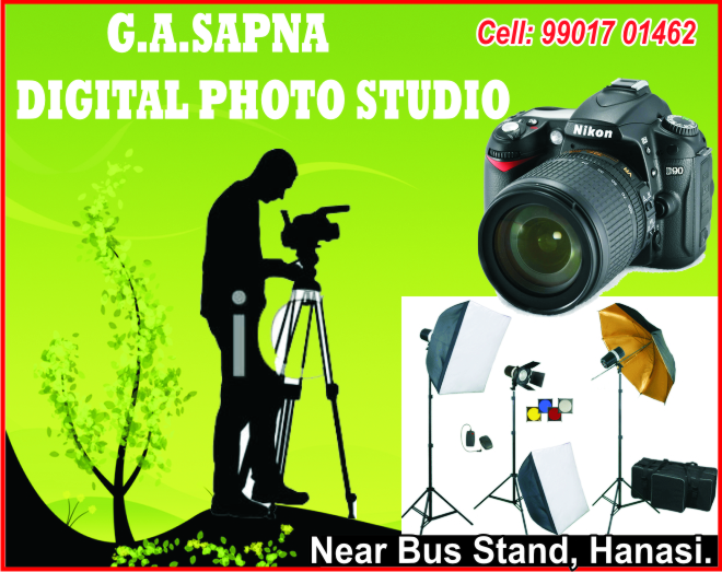 G.A.Sapna Digital Photo Studio
