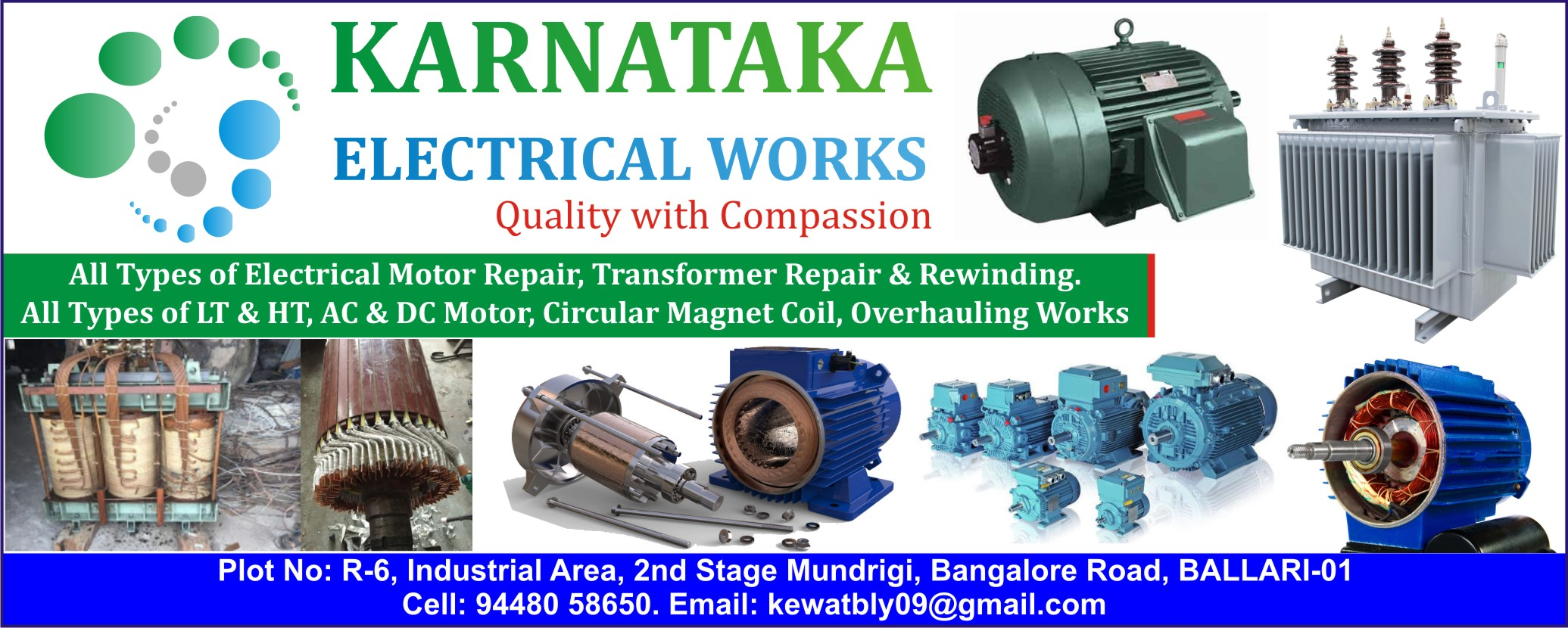 Karnataka Electrical Works