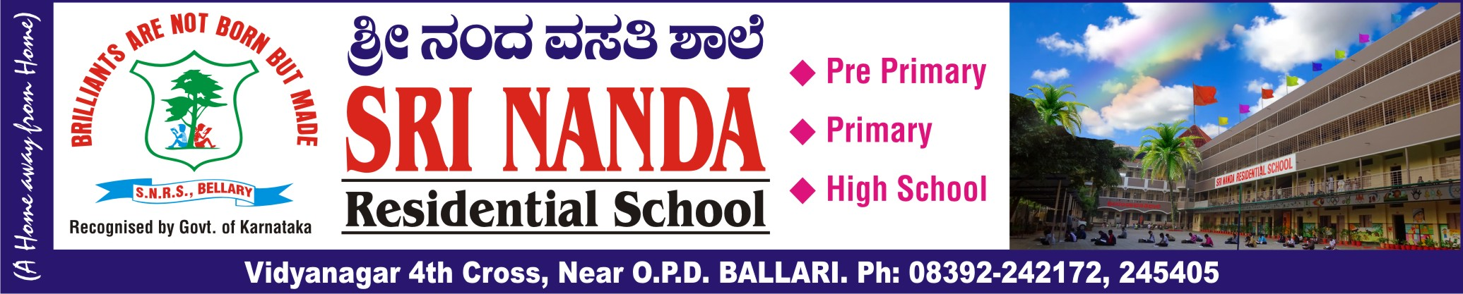 Sri Nanda Residential School