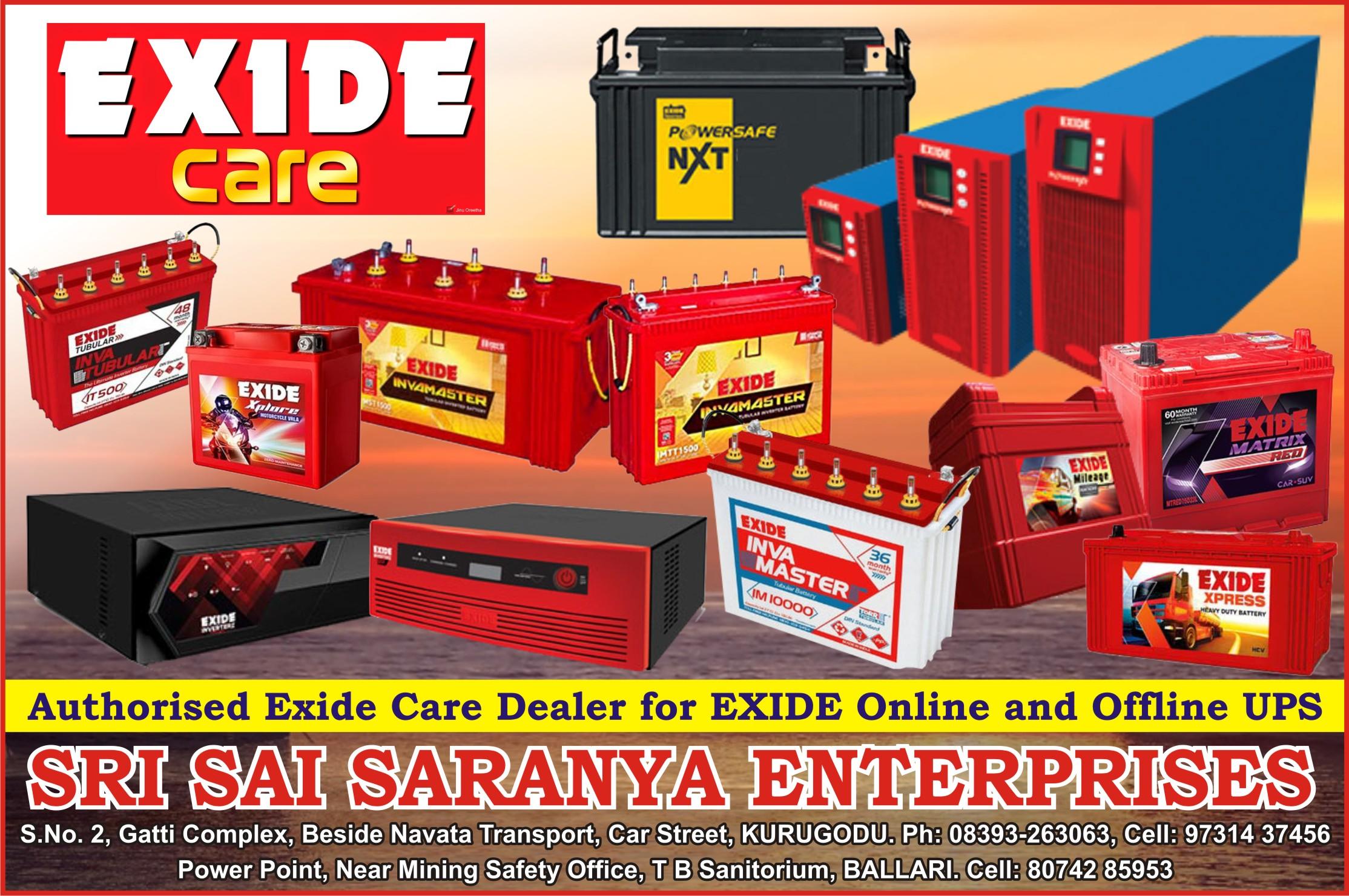 Sri Sai Saranya Enterprises