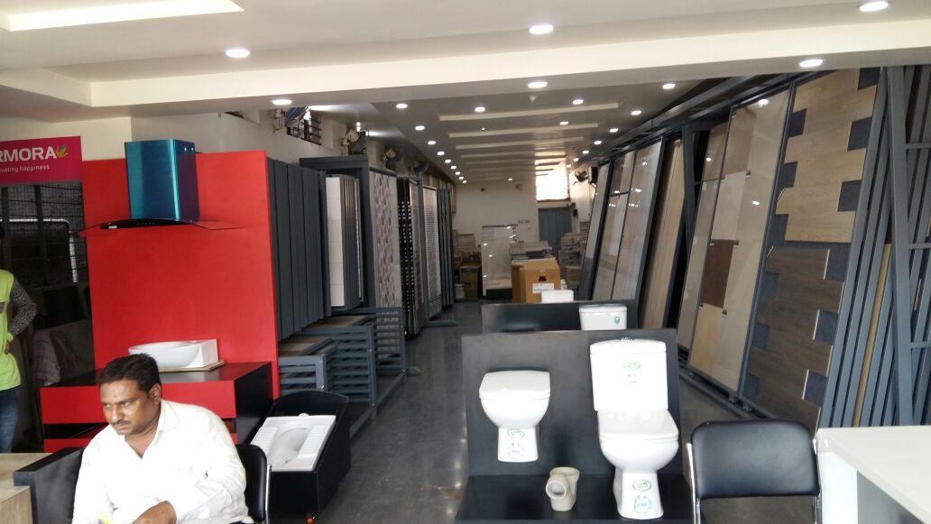 Everest Tiles & Sanitarywares