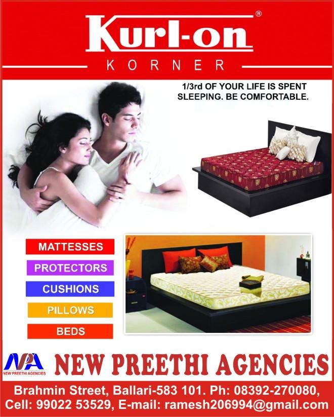 New Preethi Agencies