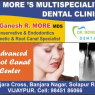 Dr. Ganesh R. MORE