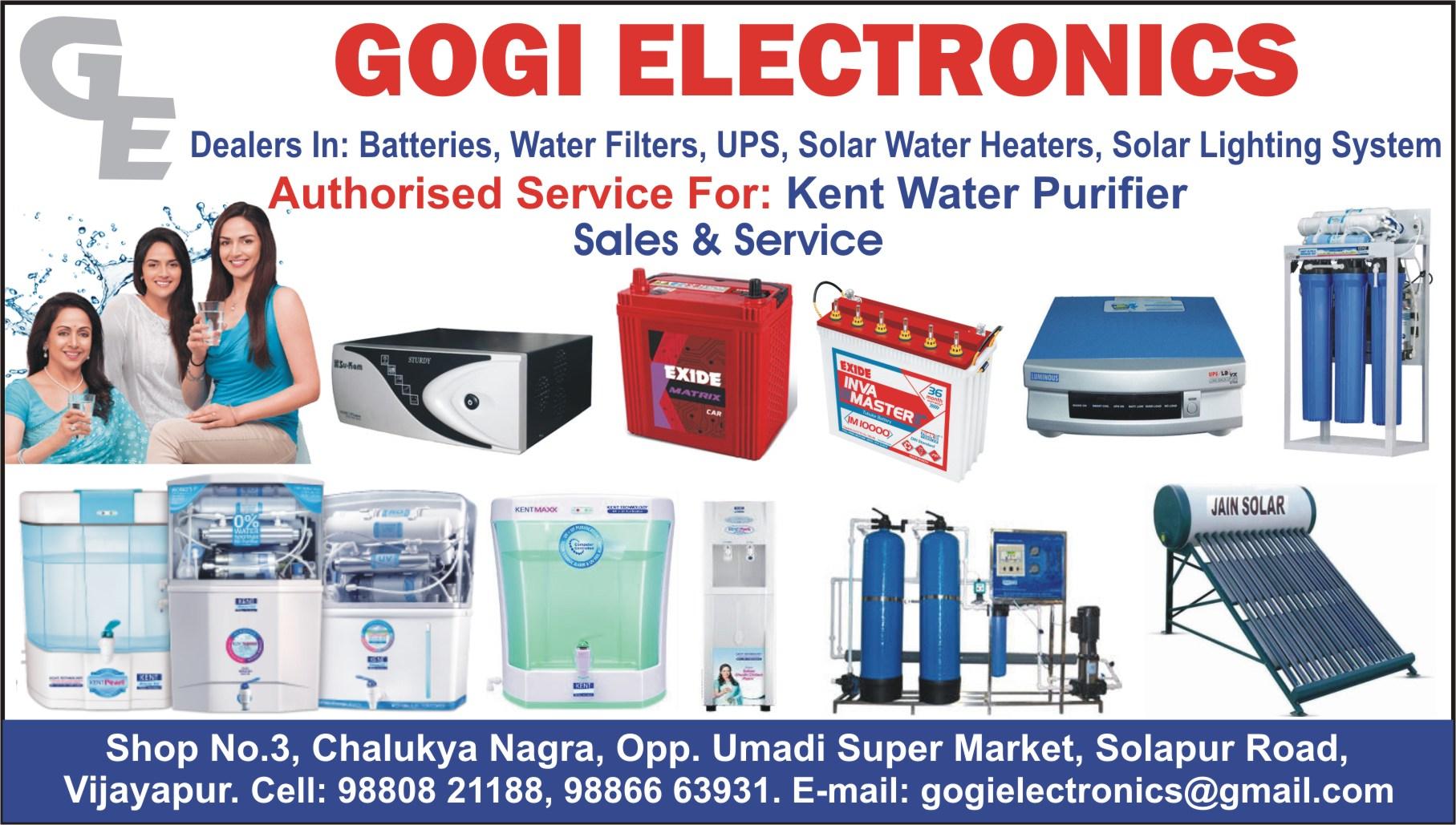 GOGI ELECTRONICS