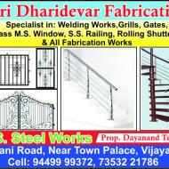 Shri Dharidevar Fabrication
