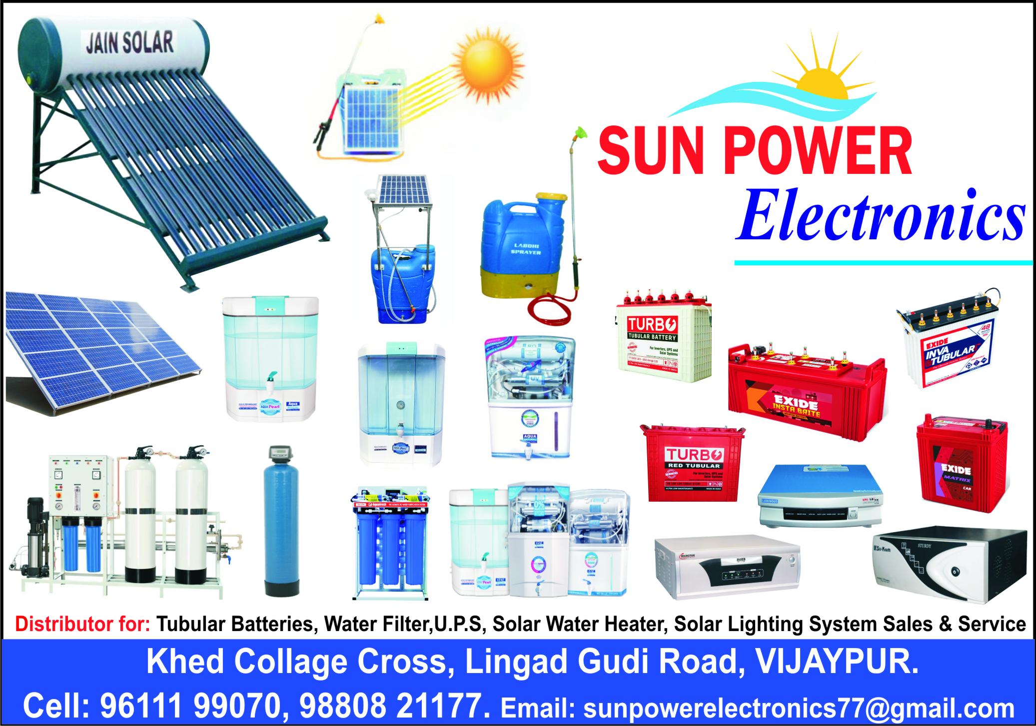 SUN POWER Electronics