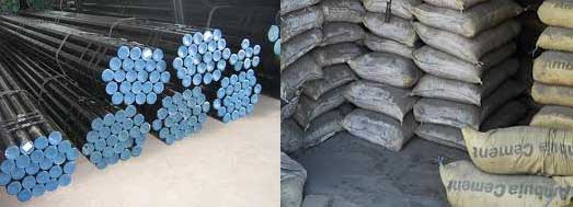 Cement, Steel and Building Material Dealers in Bagalkot