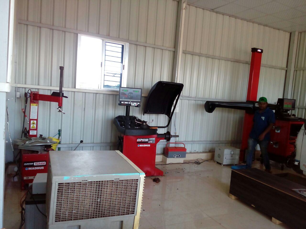 AAS Tyres Sales & Service