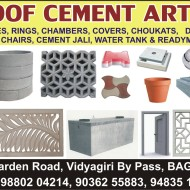 MAROOF CEMENT ARTICLES