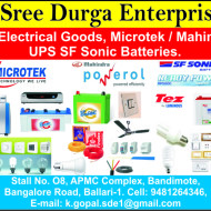 Sree Durga Enterprises