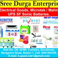 Sree Durga Enterprises