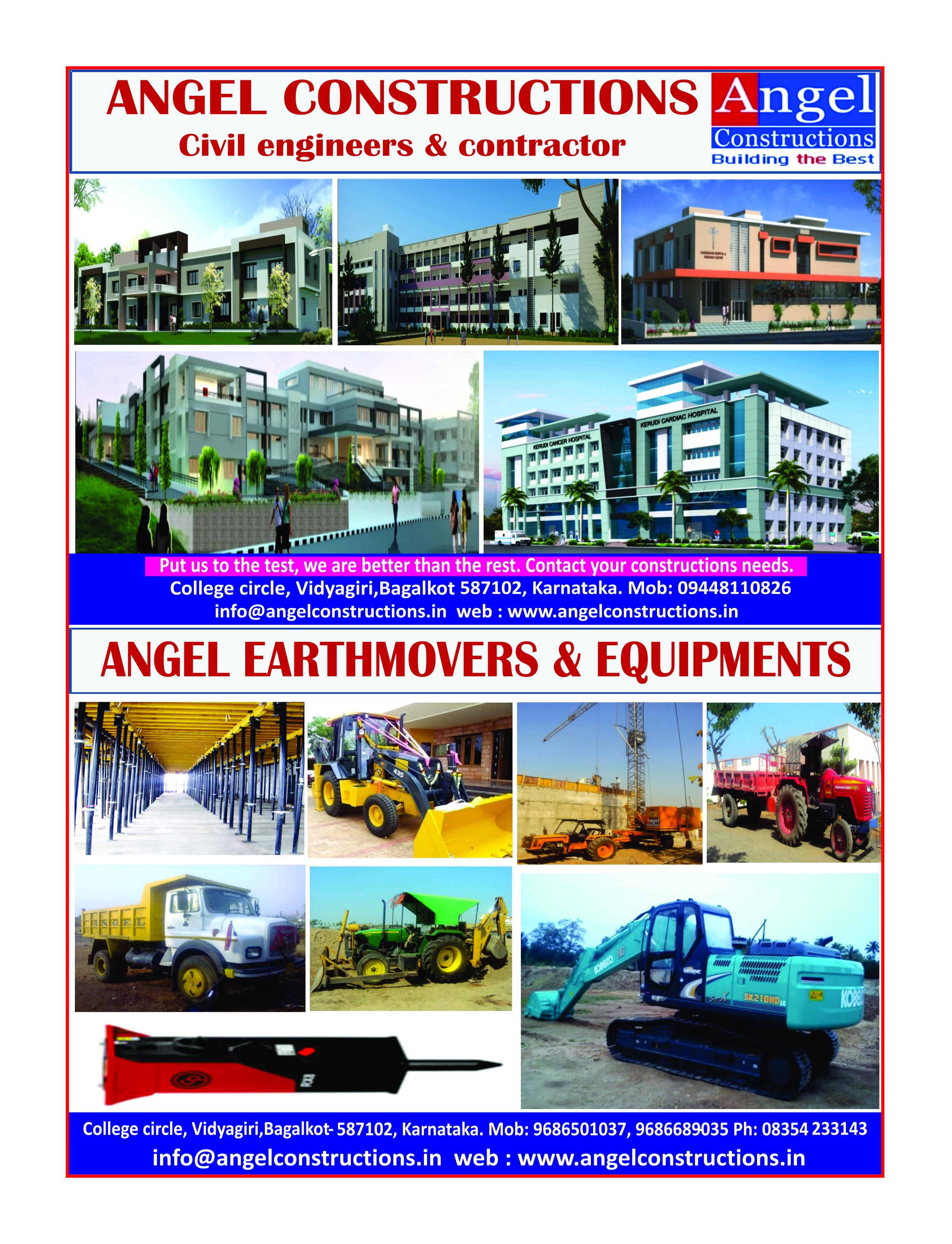 Angel Earthmovers & Equipments