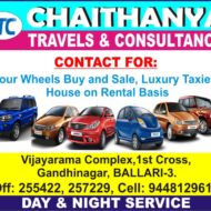 Chaithanya Travels & Consultancy