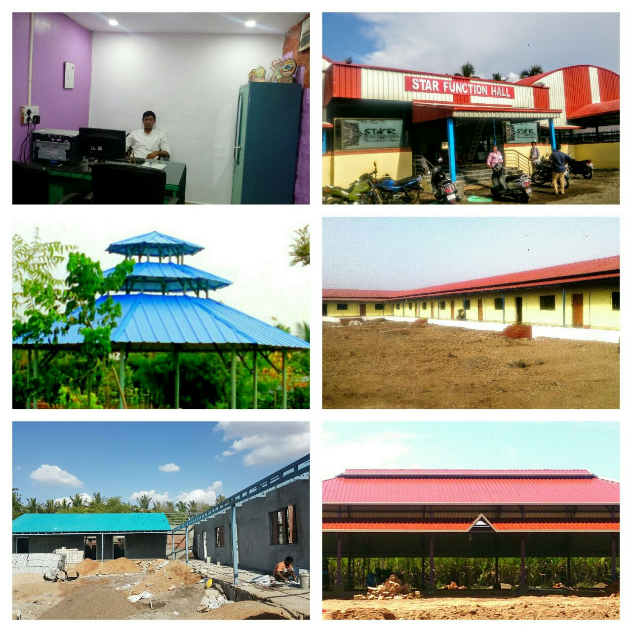 Fabrication Works in Bagalkot