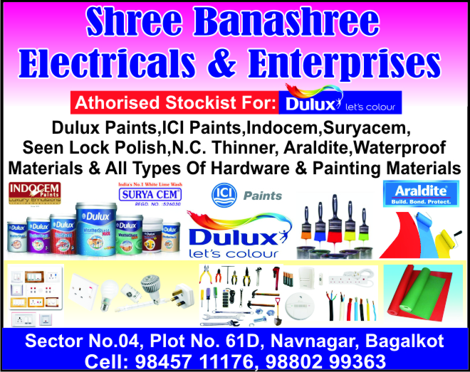 Shree Banashree Electricals & Enterprises