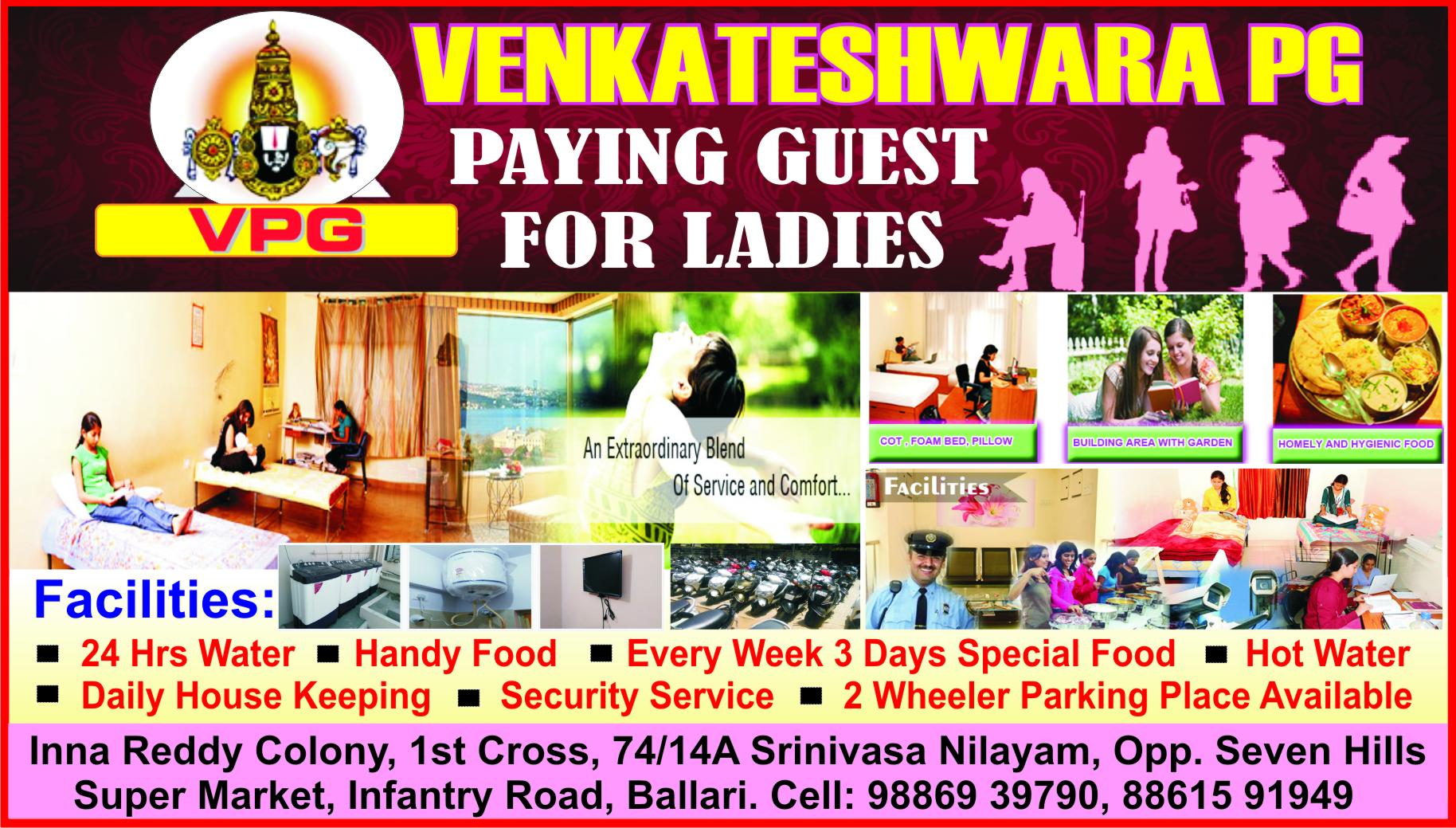 Venkateshwara PG