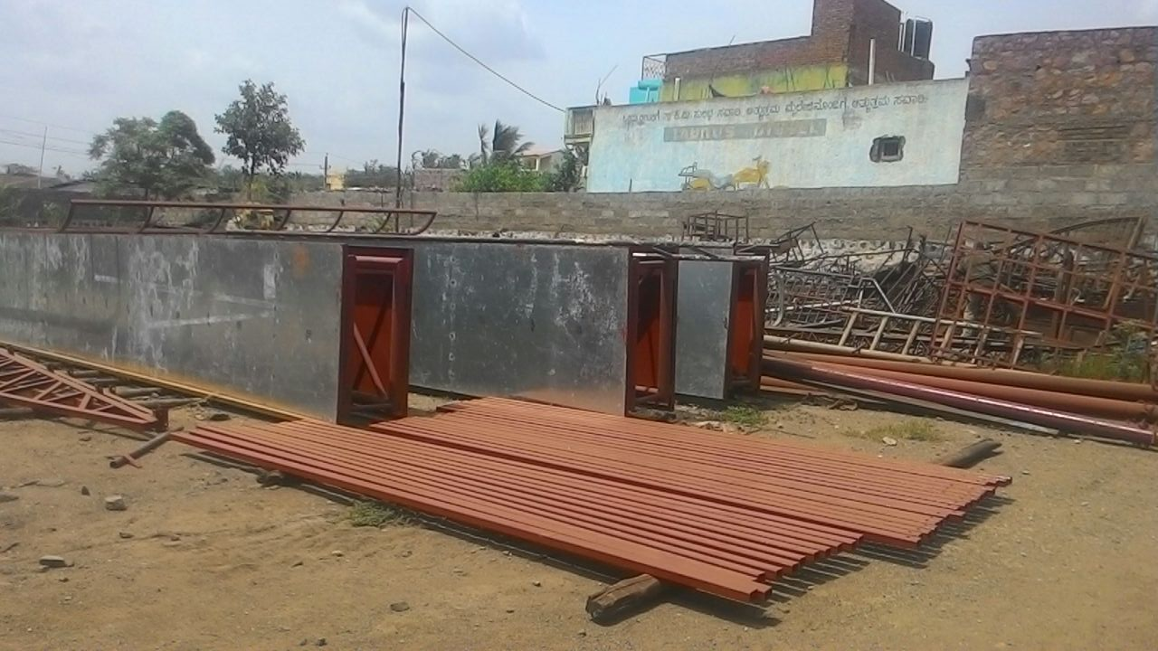Shri Kalikadevi Fabrications