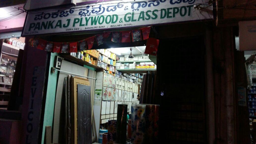 Pankaj Plywood & Glass Depot
