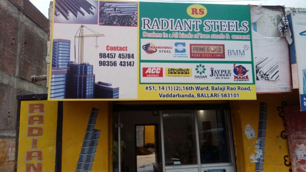 Radiant Steels