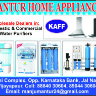 MANTUR HOME APPLIANCES