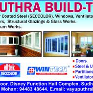 UPVC Windows & Doors