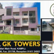 HOTEL GK TOWERS