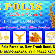 Polas Golden Touch