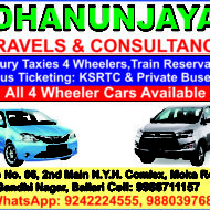 DHANUNJAYA TRAVELS & CONSULTANCY