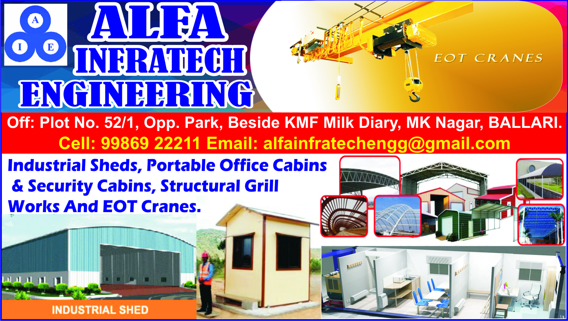ALFA  INFRATECH  ENGINEERING