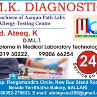 Diagnostic In Bellary