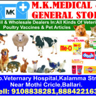 Pet Animal Foods Dealers
